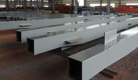 鋼結構產品-箱型柱梁